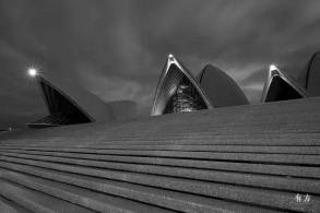 建筑5分钟22 | 裘振宇:伍重心中的悉尼歌剧院