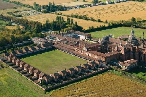 建筑5分钟26|王方戟:影响过柯布的修道院