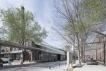 建筑视频 | 40天内用轻盈的入口激活街区,木木美术馆入口改造
