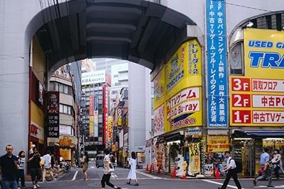 从东京开始的都市建筑新冒险 | 有方旅行基金获奖人手记04
