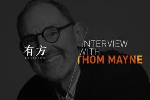 专访 | 汤姆·梅恩:中国正见证一场建筑变革