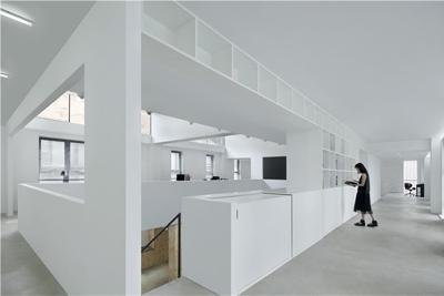 竞园22号楼改造 / 夏至建筑视频