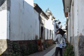 从延福寺到界首村 | 东南大学2018中国传统村落研学营第三日