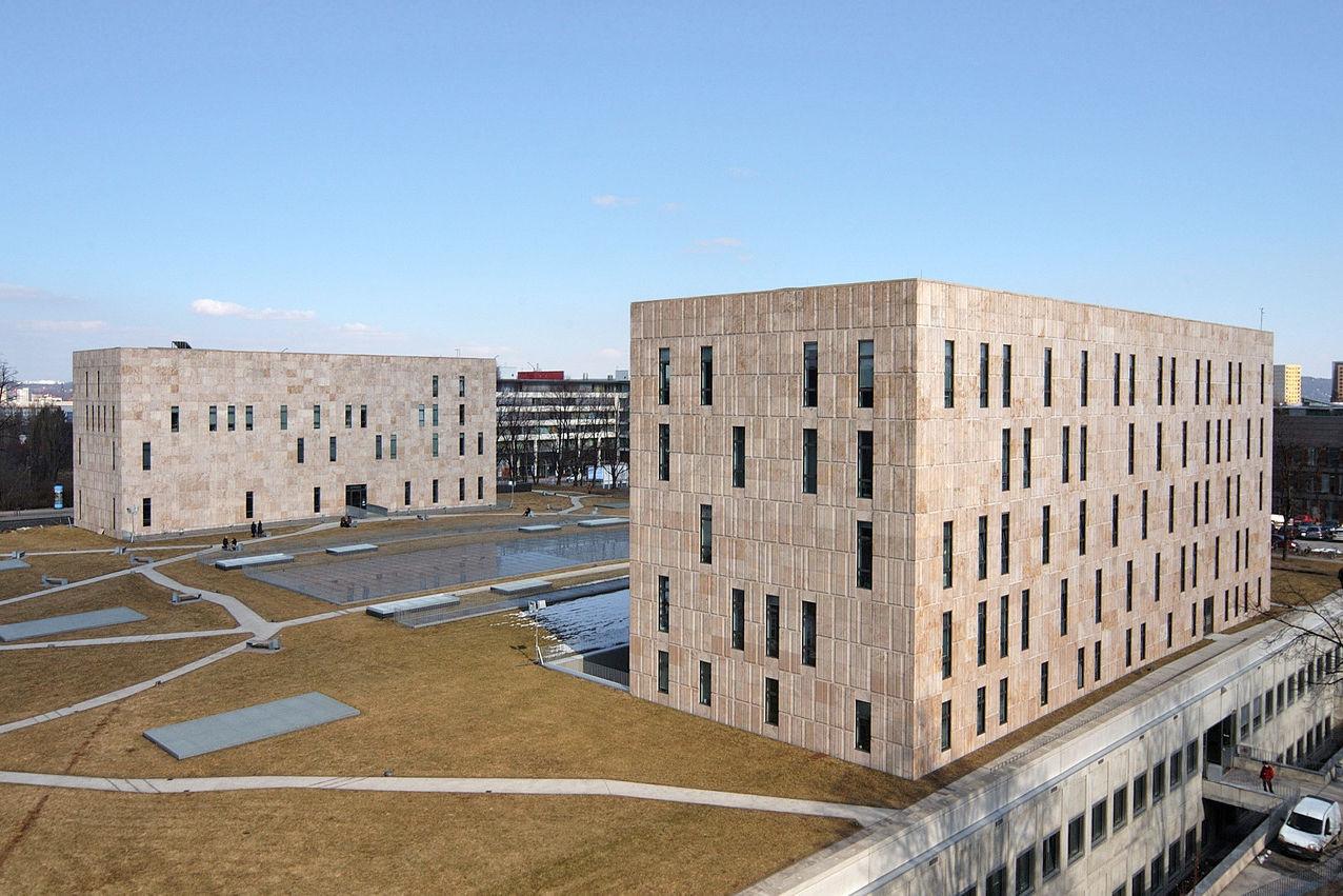 萨克森州立和大学图书馆