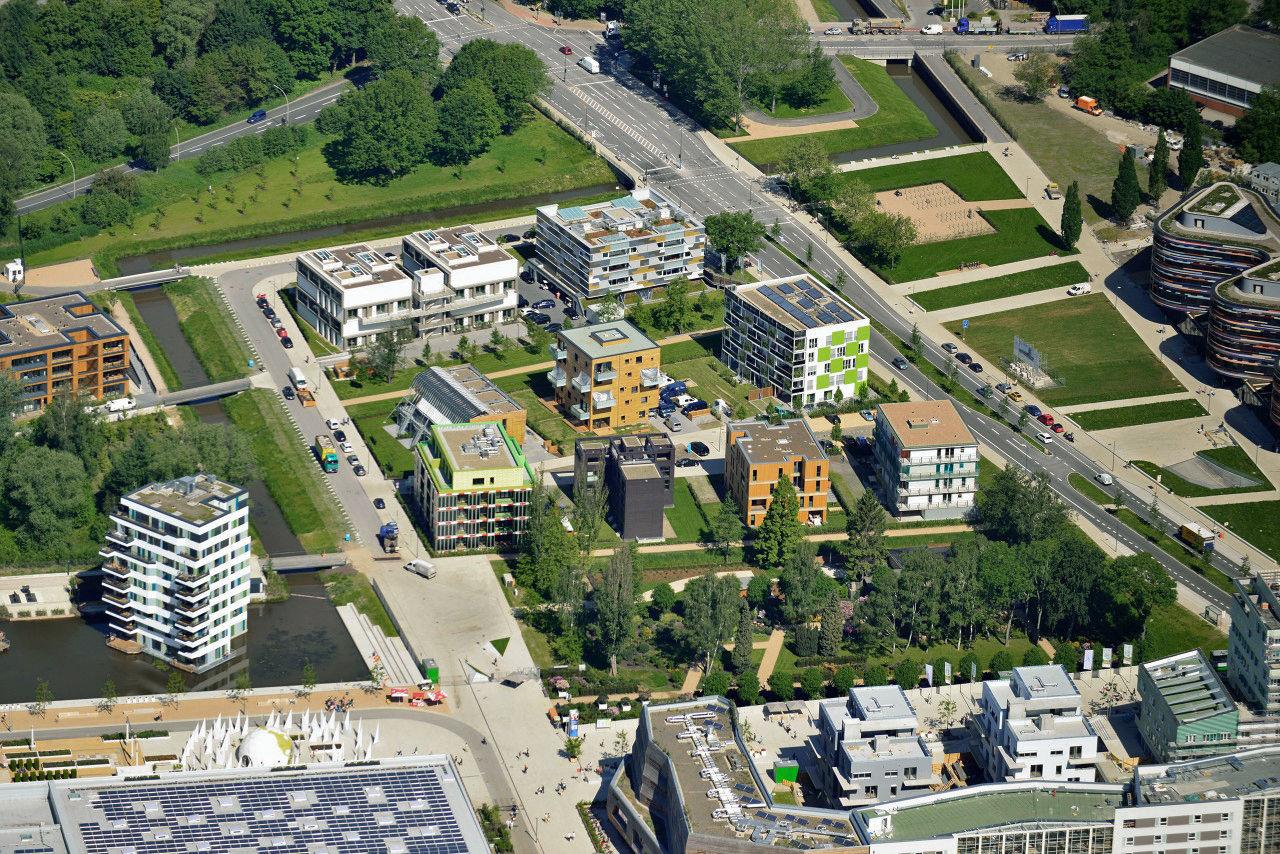 IBA国际建筑博览会实验区