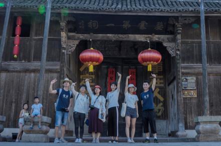 从乡村的山水营造智慧出发   东南大学2018中国传统村落研学营第二日