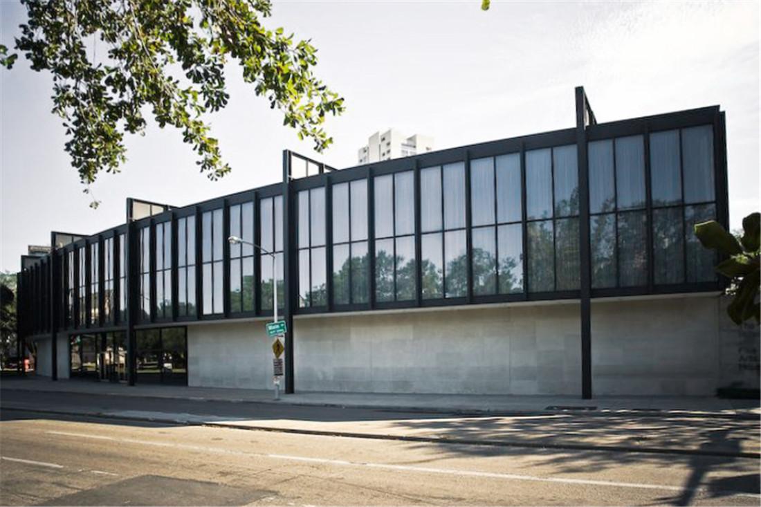 休斯顿美术馆库利南大厅