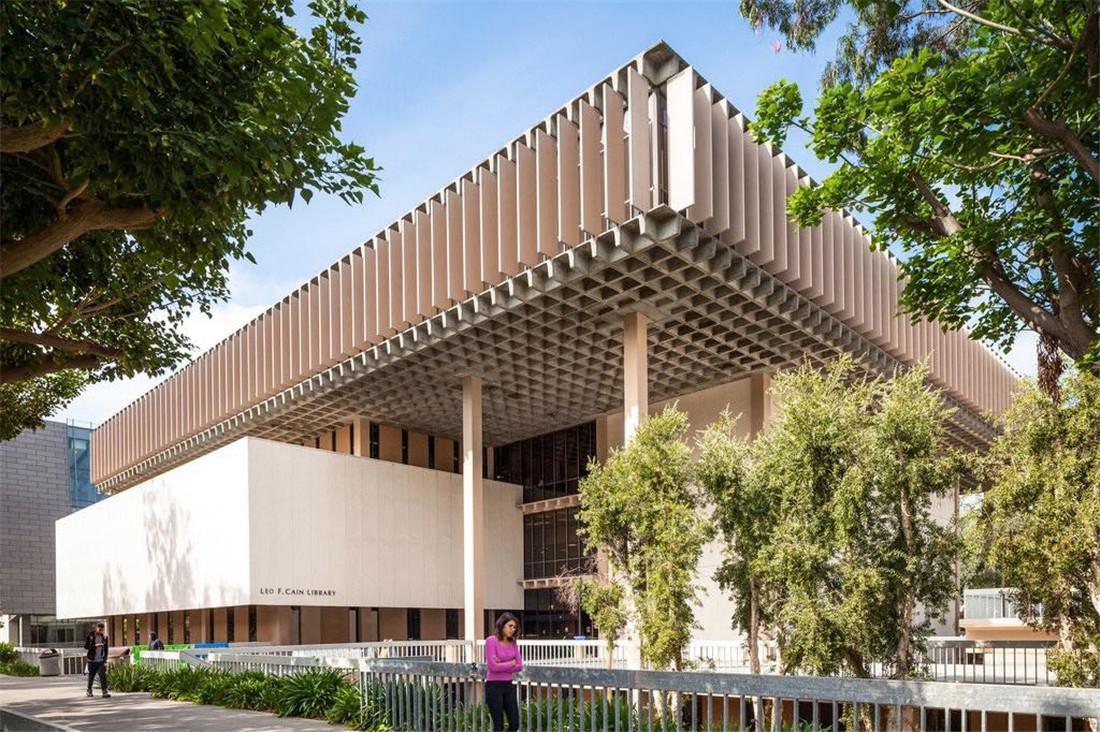 利奥·F·凯恩图书馆