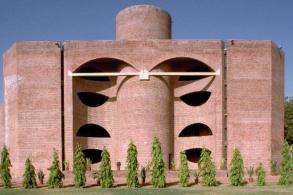 """从古罗马Ostia到印度管理学院——建筑学中""""拱""""的建造与符号操作"""