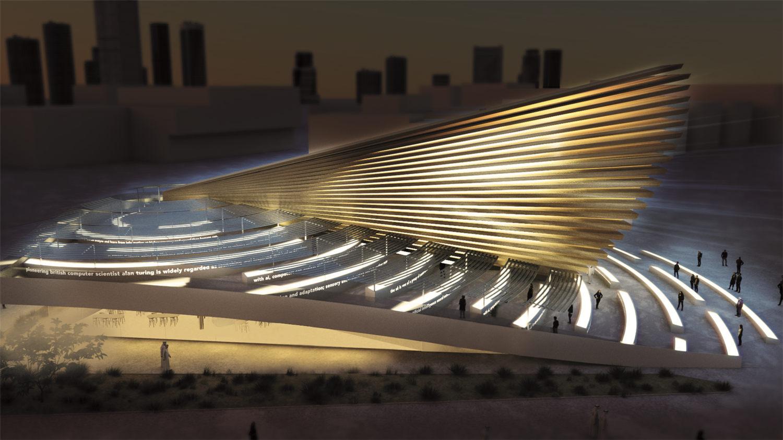 最新进展:2020迪拜世博会展馆设计陆续公布 – 有方