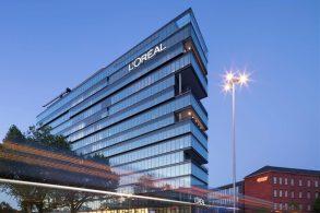 欧莱雅德国总部 L'Oréal German Headquarters / HPP