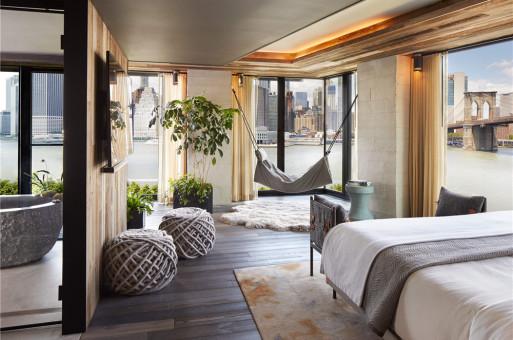 下榻地   纽约的10个灵感新住处
