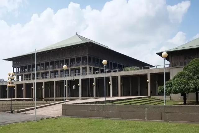 斯里兰卡议会大厦