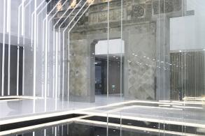 现代空间里的老牌楼:浙江丽水办公总部设计 / 寻常设计林经锐