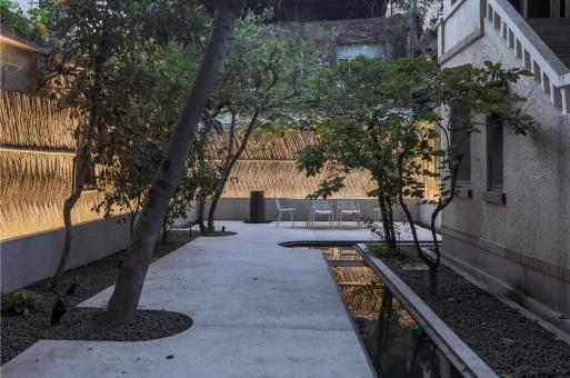 小街绿意:上海高邮路5弄庭院之家 / 继景设计工作室