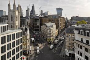 诺曼·福斯特设计:彭博伦敦总部大楼摘得2018年全英建筑最高奖