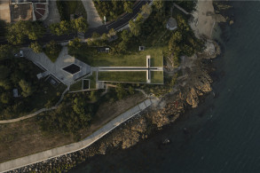 第一次世界大战华人劳工纪念馆 / 同济大学建筑设计研究院、威海市建筑设计院