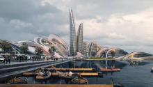 扎哈事务所最新获胜设计:莫斯科西部重要居住区