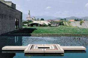 经典再读09   布里昂家族墓园:一座为死者建造的花园