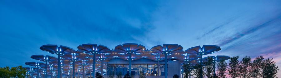 2019年中国北京世界园艺博览会国际馆