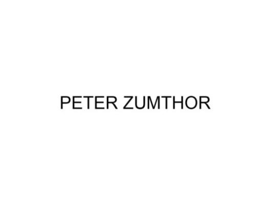 彼得·卒姆托工作室