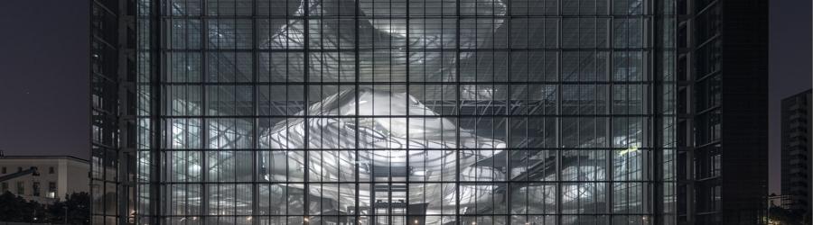 """新罗马会展中心和酒店""""云"""""""