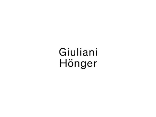 Giuliani Hönger Architekten