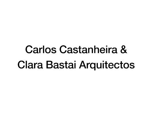Carlos Castanheira & Clara Bastai Arquitectos