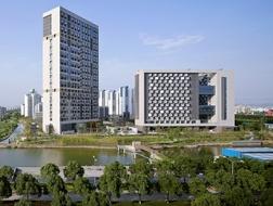 第三届中国建筑传媒奖居住建筑特别奖获奖作品:宁波市鄞州区人才公寓