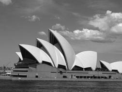尤恩·伍重的中国与未完成的悉尼歌剧院