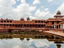 建筑攻略10|从这八个古建筑看印度王朝浮沉