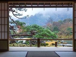 """""""物哀""""背景下的怜山惜水:王欣眼中的日本古典庭园"""