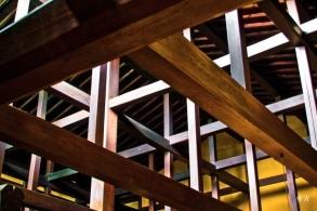 建筑5分钟27 | 王方戟:日本传统民居结构的露与藏