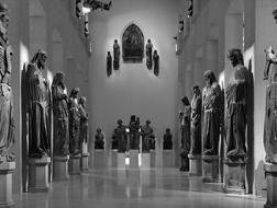 弗莱堡奥古斯丁博物馆:这个博物馆里,雕像能上天?!
