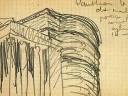 建筑绘32 | 柯布绘画遵循的4种基本方法