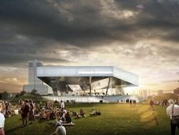 建筑竞赛 | 中国设计是否可以突围而出?OPEN是如何与SANAA等顶级国际事务所竞争上海未来文化地标的?