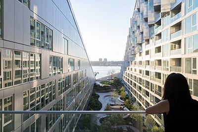 BIG纽约VIA住宅10月首度对外开放参观