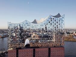 """汉堡音乐厅:易北河畔一个""""免费的地标""""?"""