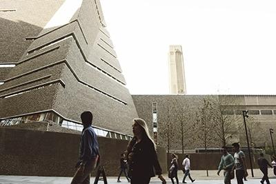 设计与不设计:从两个楼梯看伦敦旧工业建筑的活化策略 | 有方旅行基金获奖人手记02