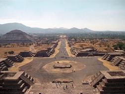 墨西哥城的3处世界文化遗产