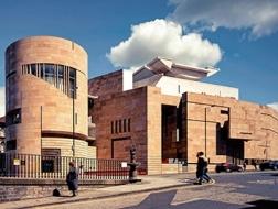 建筑地图 | 爱丁堡:看古典与现代,在这里交融