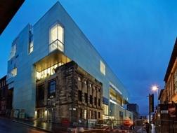 建筑地图12   格拉斯哥:只记得全英最难懂的口音?别忘了这里还有先锋的建筑与艺术!