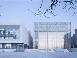 庄惟敏:渭南市文化艺术中心 / 清华大学建筑设计研究院