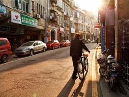 厦门近代骑楼街道:糅合的美学与记忆
