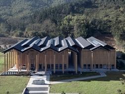 张雷:江宁石塘村互联网会议中心,45天建造的乡村复兴实验