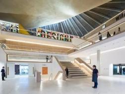"""伦敦新设计博物馆""""搬迁史"""",三方博弈与共赢"""