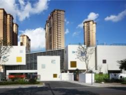 昆山集善幼兒園:打破高層建筑環繞的壓抑 / 九城都市
