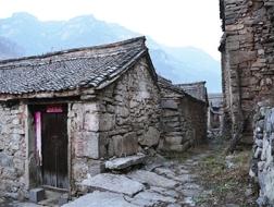 太行山窑掌村:原生石态,宁静致远