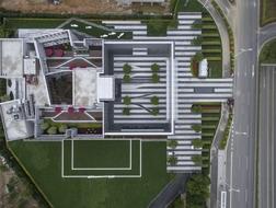 珠海横琴万象世界启动区,填海新城的景观重塑(含访谈) / Lab D+H