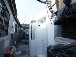 北京东罗圈胡同12平米蜗居改造 / DAGA大观建筑